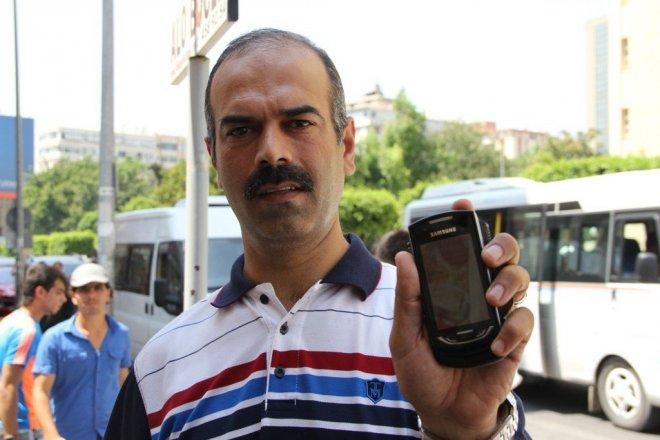 Özgür-Der Adana Temsilcisine Tehdit Mesajı