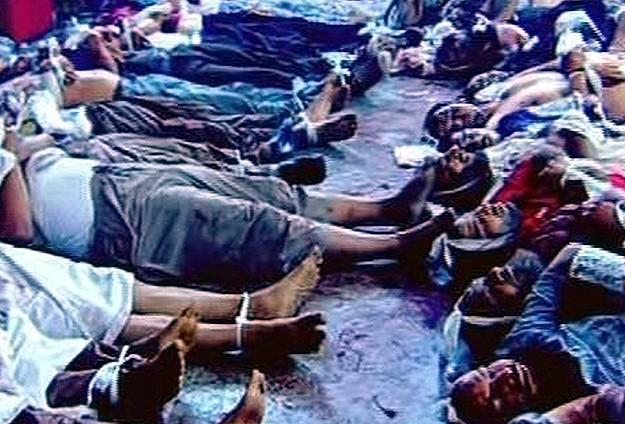 Mısırda Şehit Sayısı 300ü Geçti (VİDEO)