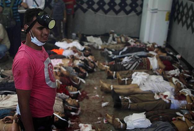 Katliam Bilançosu Artıyor: 1000 Şehit, 10.000 Yaralı
