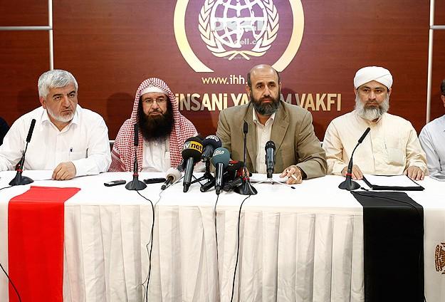 İslam Alimleri Katliamı Ortak Bildiriyle Kınadı