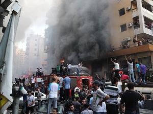 Lübnan'da Ölü Sayısı 22'ye Yükseldi
