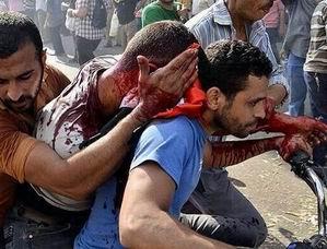 Mısır'da Bugün de Katliam Var!
