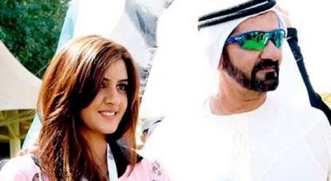 Dubai Emirine Kızından Mısır Tepkisi