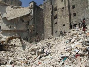 Suriyede Bilanço: 101 Bin Ölü, 210 Bin Tutuklu