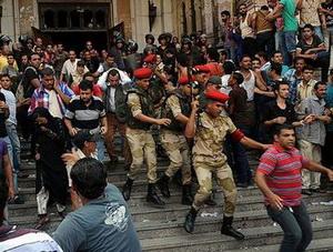 Mısır'da Tutuklananlar İnfaz Edildi! (VİDEO)