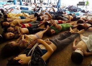 Esed'in Katliam Bilançosu: 133 Binden Fazla Ölü