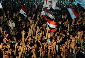 Darbe Karşıtları Mısır'da Sokağa Çıkma Yasağını Deldi