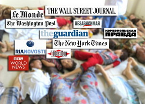 Kara Propaganda Bloomberg'te
