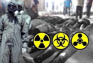 Esed Ordusu Klor Gazlı Varil Bombası İle Saldırdı (VİDEO)