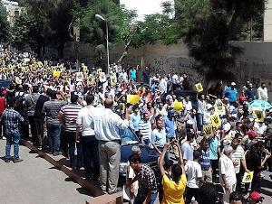 Mısırda Şehitler Cuması