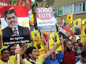 Avrupada Mısır Eylemleri