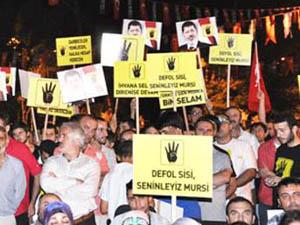 Beykozda Suriye ve Mısır Gecesi Yapıldı