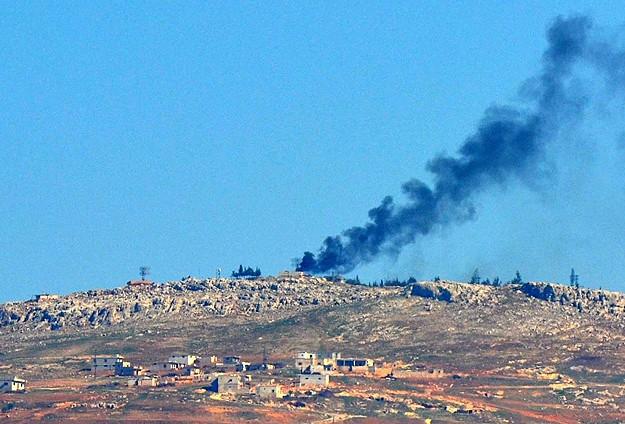 Esed İdlibde Havadan Ölüm Kustu: 48 Şehit