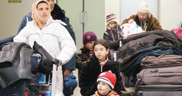 Ruslar Suriye'yi Terk Etti