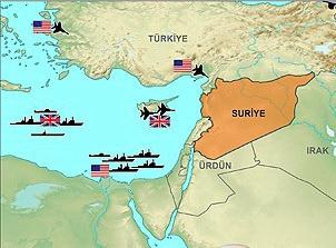 Suriye'ye Askeri Müdahale Tartışılıyor