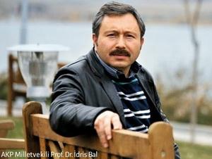 AK Parti'li İdris Bal Disiplin Kuruluna Sevk Edildi