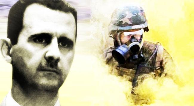 Esed Rejimi Yine Zehirli Gaz Kullandı!