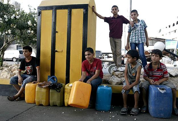 Can Damarı Kapatılan Gazzede Akaryakıt Sıkıntısı