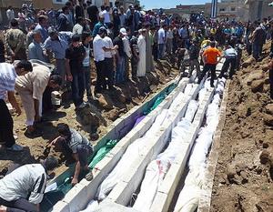 SNHR: Suriye'de Ölü Sayısı 100 Bini Geçti!