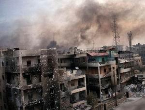 Esed Rejimi Havan ve Roketle Saldırdı: 56 Ölü