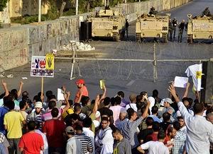 Mısır'da Gün Dün Darbeye Karşı Direniş…
