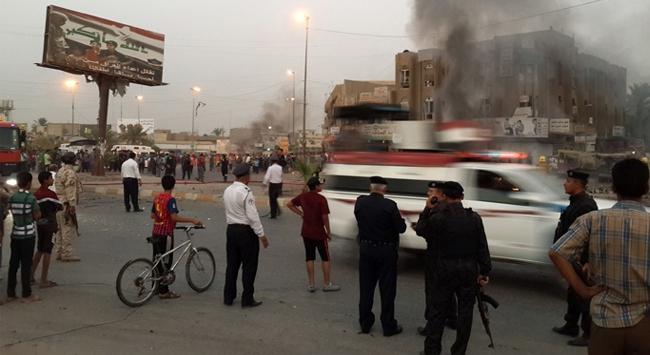 Bağdat Yine Kana Bulandı: 67 Ölü