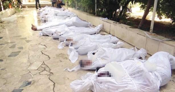 Halep Adli Tıp Başkanı Delillerle Türkiyede