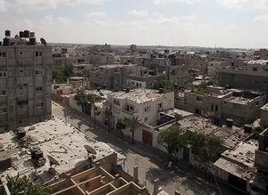 Mısırın Refah'taki Yıkımı Endişeye Yol Açtı