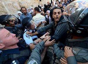 Filistinliler Yine İsrail Engeline Takıldı