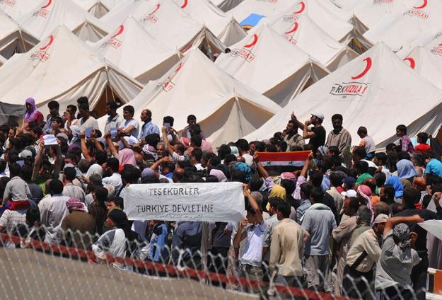 Suriyeli Sığınmacı Sayısı 500 Bini Geçti