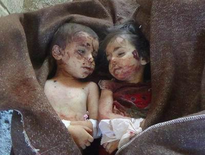 Hama'da 15 Kişiyi Kesici Aletlerle İnfaz Ettiler!