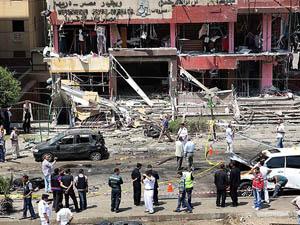 Mısır İçişleri Bakanı İbrahime Bombalı Saldırı