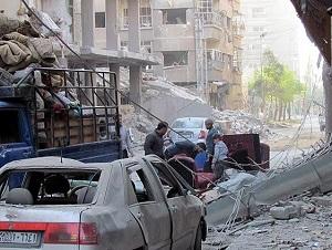 Suriye'de Rejimin Katliamları Bitmiyor: 59 ölü