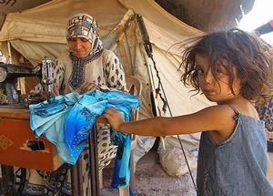 Atmede 30 Bin Suriyelinin Yaşam Mücadelesi