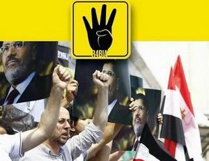 Niğde'de Suriye-Mısır İçin Miting
