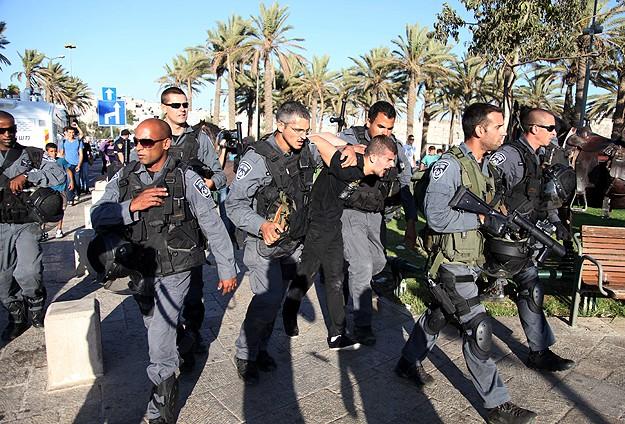 Siyonist İsrailden Mülteci Kampına Baskın