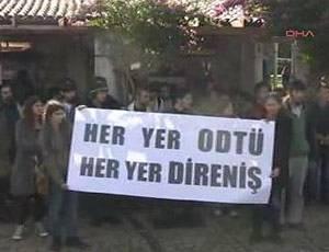 ODTÜ/Gezi Ruhu Durumdan Vazife Çıkarıyor