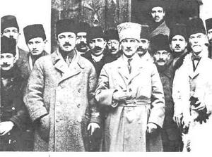 Sivas Kongresi'nin ABD'ye Gönderdiği Mektup