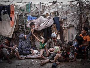 Gazzeli Bir Ailenin Yaşam Mücadelesi