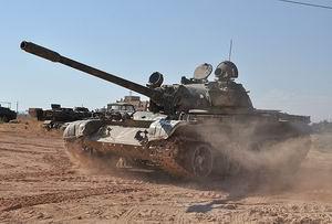 46. Alayın Tankları ÖSO'nun Elinde
