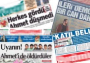 Gazetelerden Yalan ve Provokatif Manşet