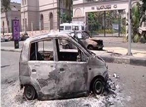 Mısır'da Bombalı Eylem: 9 Ölü