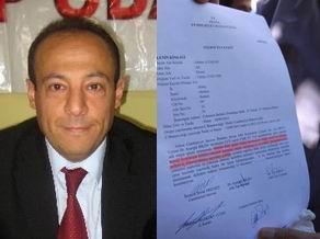 Hatay'ı Yakan Dr. Matkap, Gerçeği İtiraf Etti