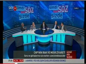 SKY Türkte Suriye Konuşuldu (VİDEO)