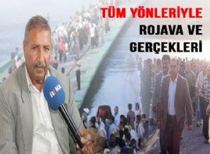 Kürt Siyasetçi Rojavada Ne Yaşandığını Anlattı