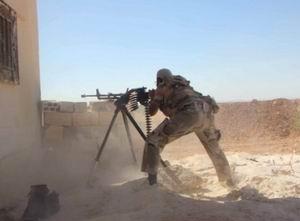 Hama Kırsalında Büyük Operasyon (FOTO)