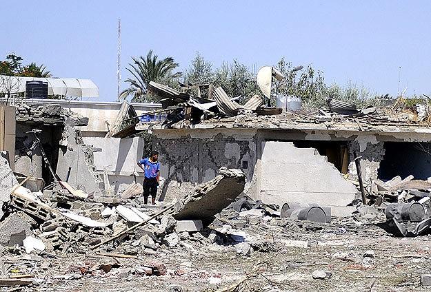 Mısır Ordusundan Sinaya Saldırı