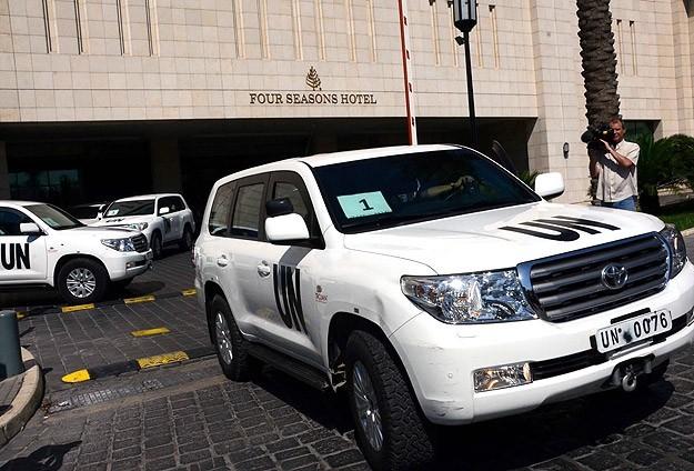 BM Heyeti Kimyasal Silah Raporunu Tamamladı