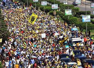 22 Eylül Pazar Günü Mısırda Sivil İsyan Günü