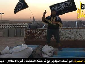 el-Nusradan Esede Canlı Bomba Eylemi